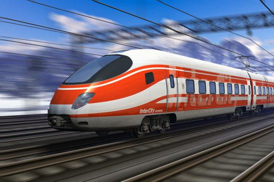Anreise mit der Bahn nach Radstadt, Salzburg
