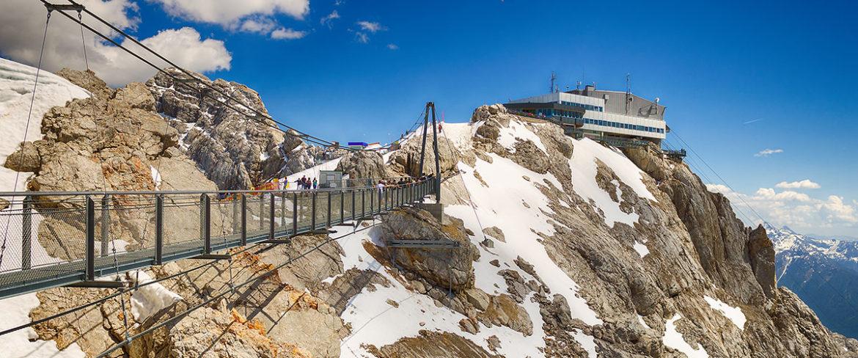 Ausflugsziel Dachstein-Gletscher