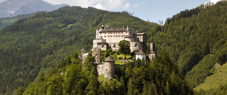 Ausflugsziel Festung Hohenwerfen