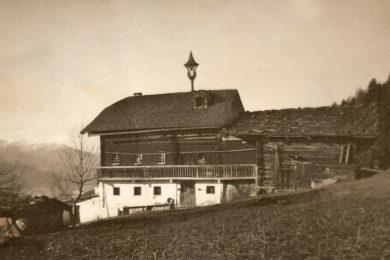 Hofchronik - Unterhagmooshof, Radstadt