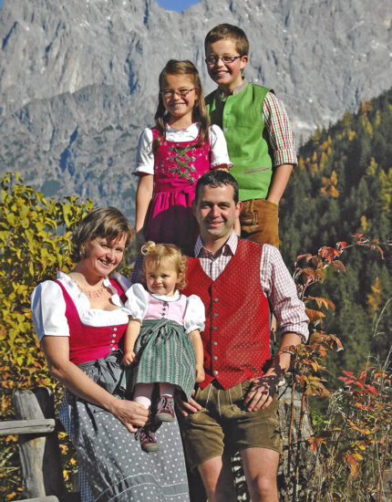 Familie Mayrhofer - Bauernhofurlaub am Unterhagmooshof, Radstadt