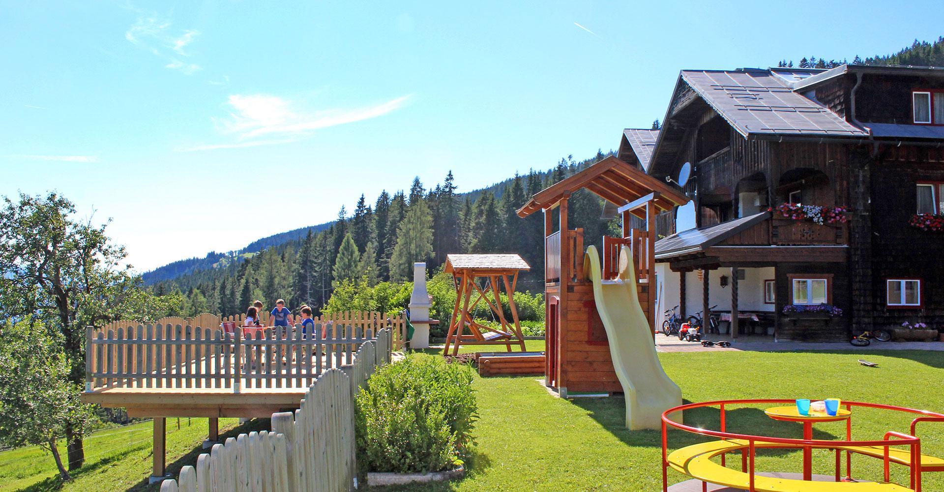 Urlaub mit Kindern, Urlaub auf dem Bauernhof in Radstadt, Salzburger Land