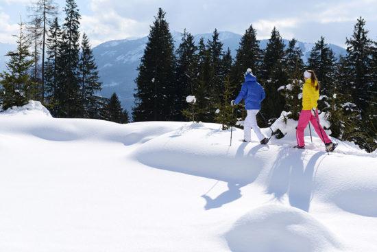 Schneeschuhwandern im Ski- & Winterurlaub in Radstadt, Salzburger Land