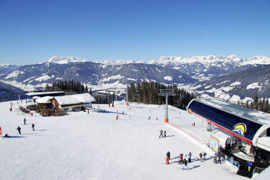 Skifahren im Ski- & Winterurlaub in Radstadt, Ski amadé