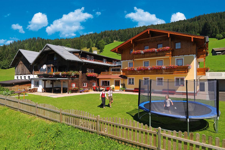 Urlaub auf dem Bauernhof Unterhagmoos in Radstadt, Salzburger Land