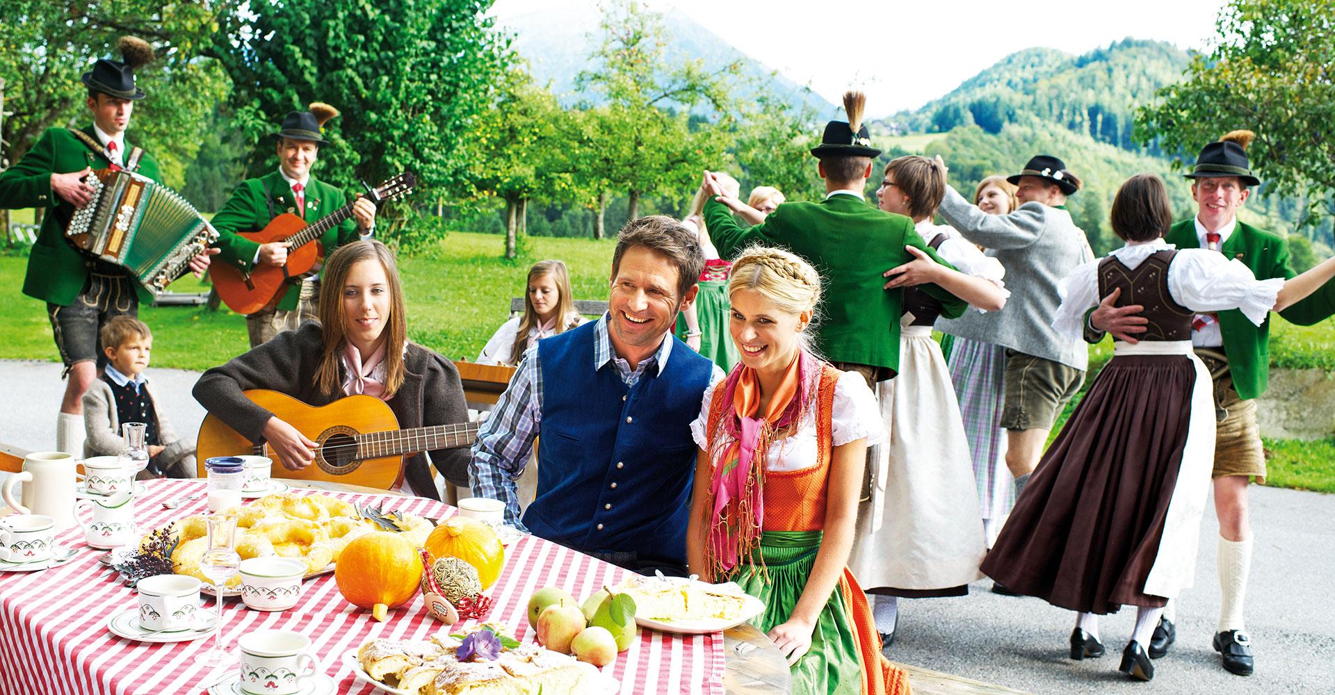 Veranstaltungen & Brauchtum im Salzburger Land