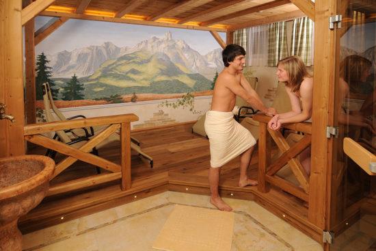 Sauna & Ruheraum am Bauernhof Unterhagmooshof in Radstadt